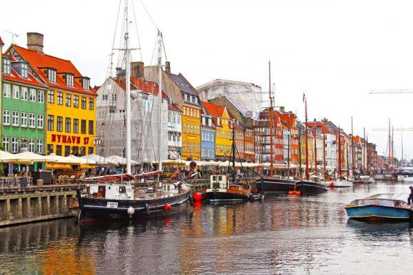 哥本哈根新港運河