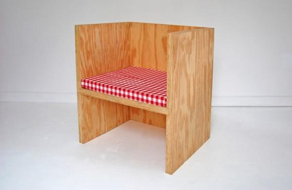 ROLU 極簡粗獷風格椅