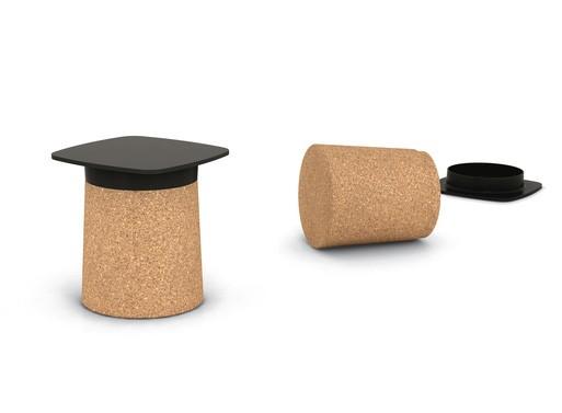 博士帽 小桌凳