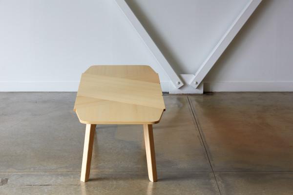 圓角咖啡桌
