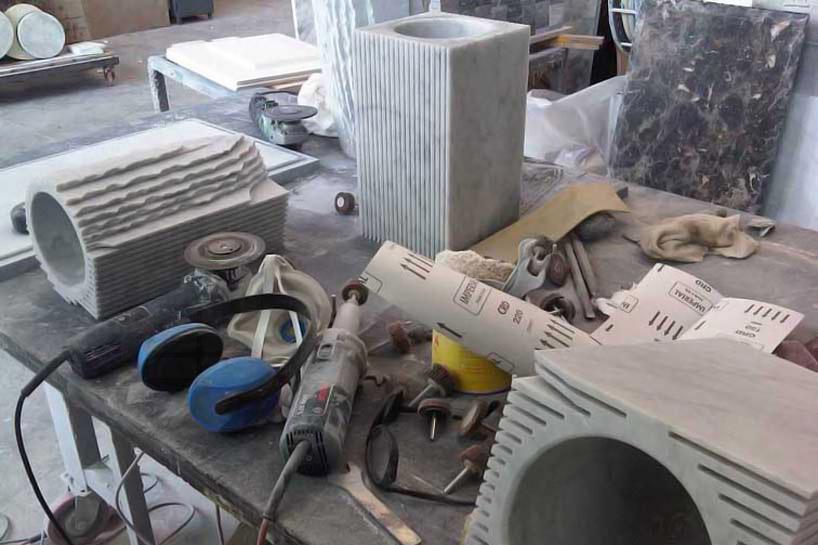 工坊內的生產工具
