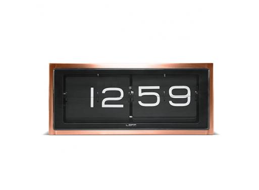 copper-flip-clock