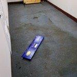PVC塑膠地板施作場地環境照