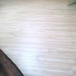 PVC塑膠木地板完工圖