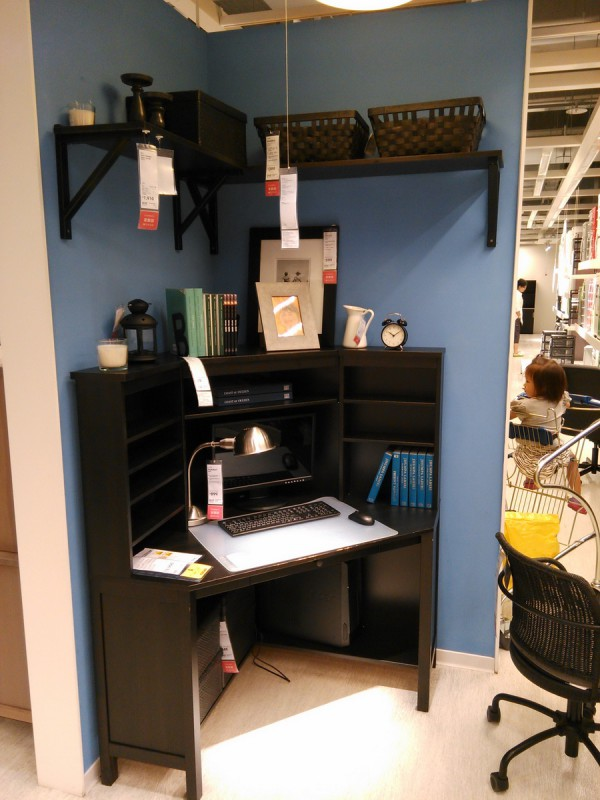台中IKEA 展示間 空間卡卡角 室內設計 攞設 靈感 創意