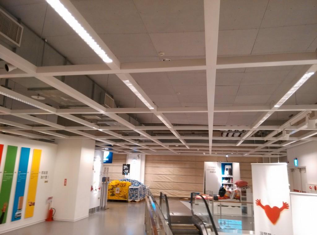 台中IKEA 四樓賣場入口 照片
