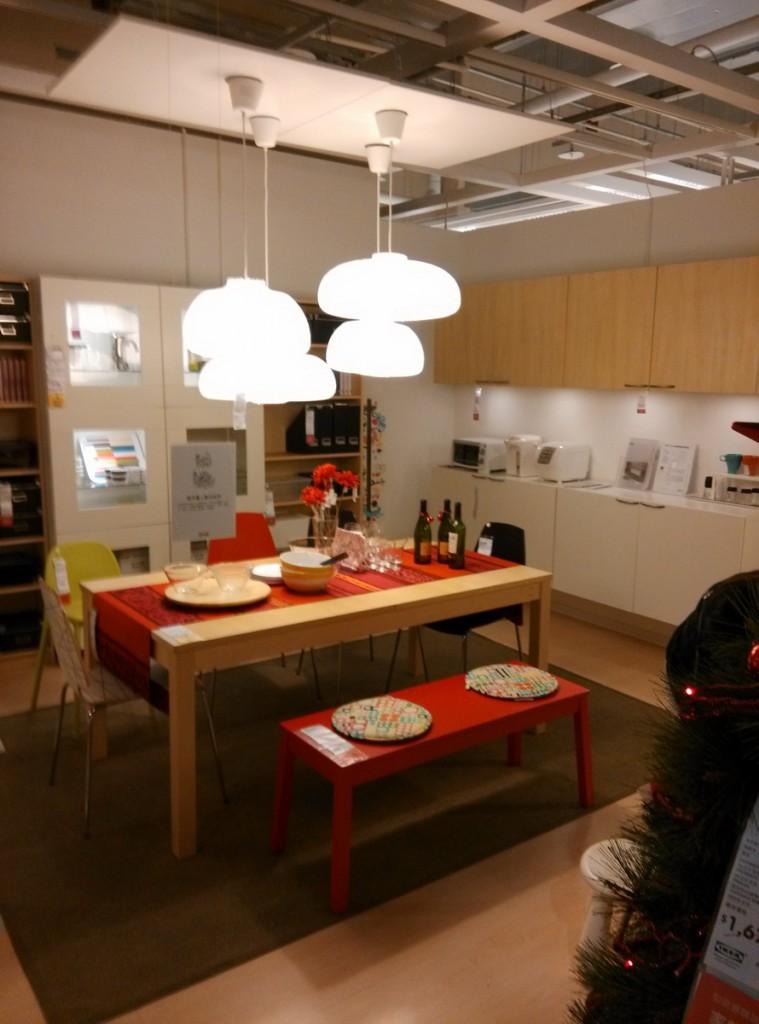 台中IKEA 展示間 客廳 臥室 沙發 廚房 室內設計 靈感 創意 攞設 照片