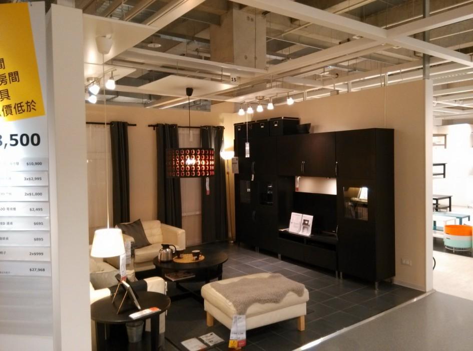 台中IKEA 客廳 沙發 室內設計 靈感 風格