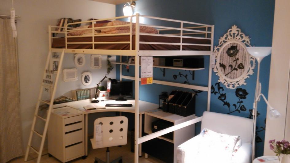 台中IKEA 展示間 兒童臥室 室內設計 攞設 靈感 創意