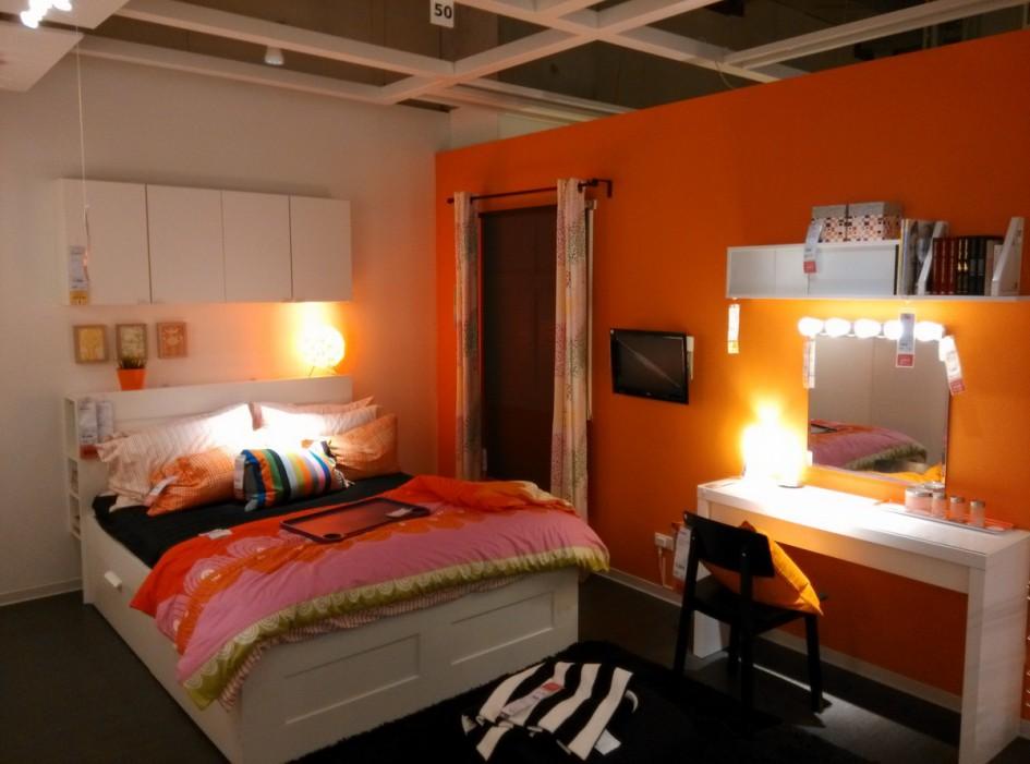 台中IKEA 展示間 臥室 室內設計 攞設 靈感 創意