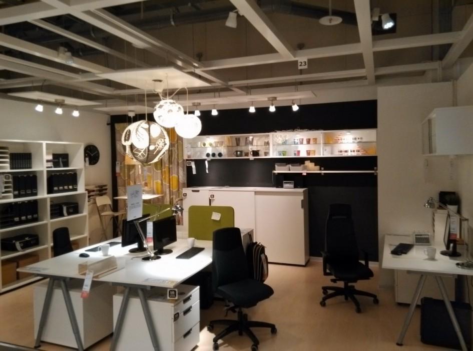 台中IKEA 展示間 工作站 室內設計 靈感 創意 攞設