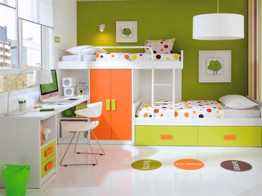 大大創造收納空間的訂製雙層床 什麼鳥玩佈置 享生活 居家生活靈感誌