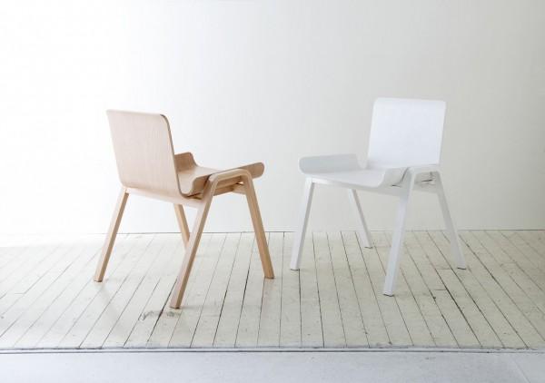 節省生產材料的椅子照片