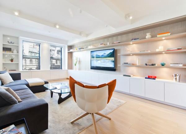 紐約30年老公寓翻修