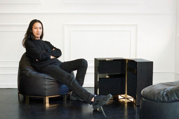 王大仁(Alexander Wang)之膠囊系列傢俱