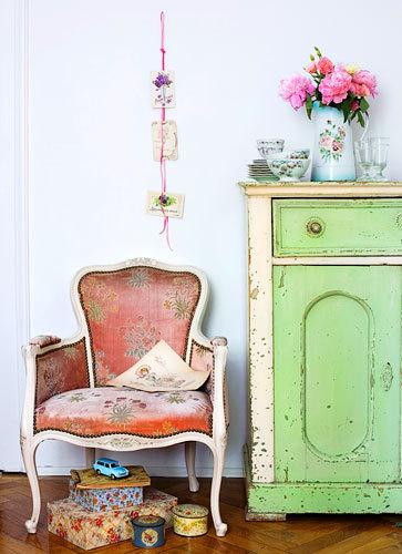 鄉村風老家具
