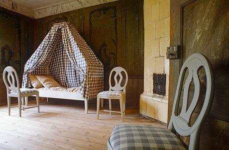 鄉村風臥室照片