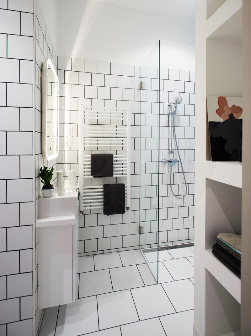 旅行住宿小公寓浴室靈感