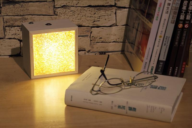書房小夜燈