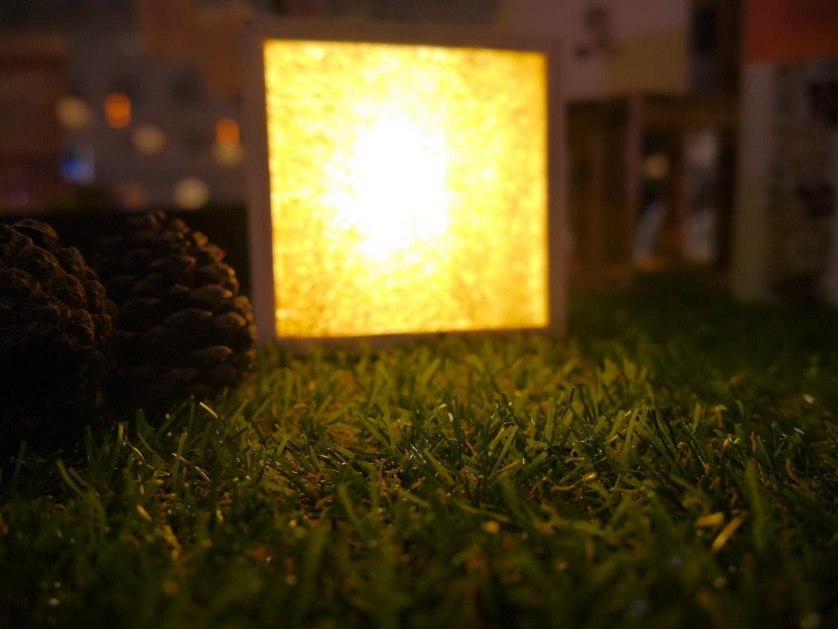 文創USB充電小夜燈