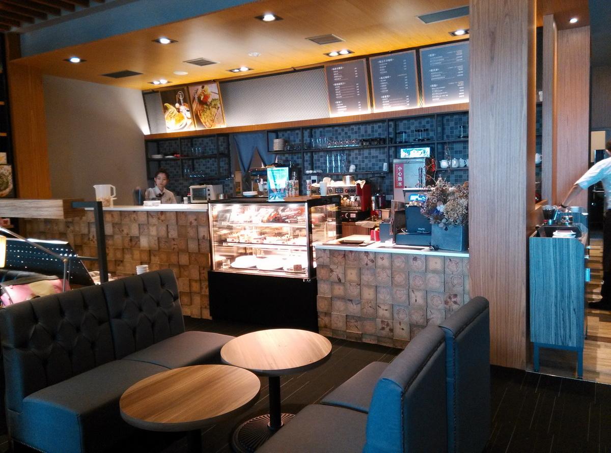 台中 異人館 咖啡館