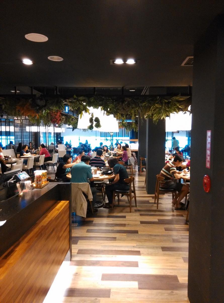 台灣 台中 異人館 咖啡館 2樓餐廳