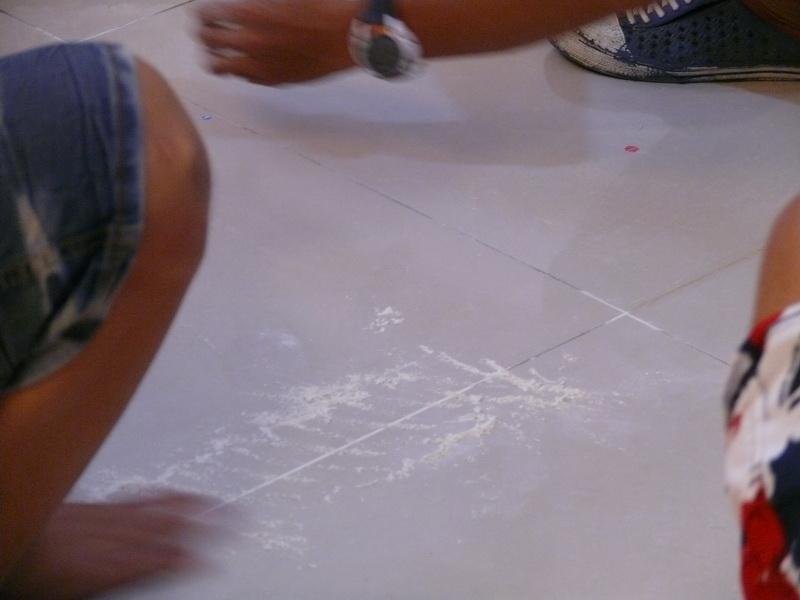 石英磚地板填縫