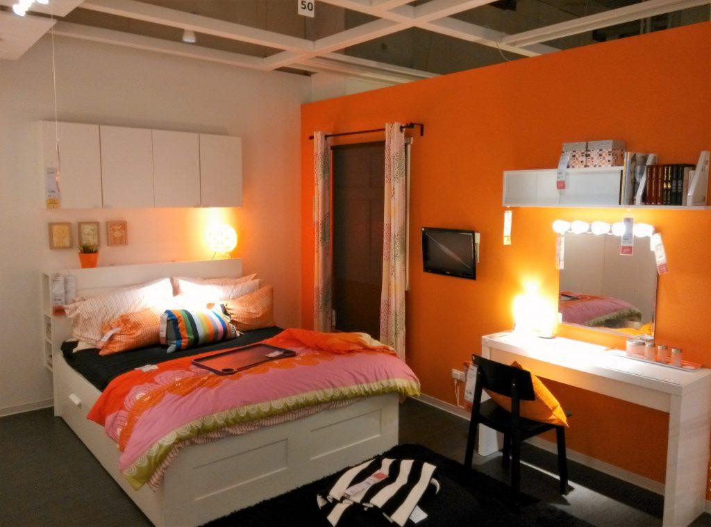 IKEA 佈置 靈感 臥室