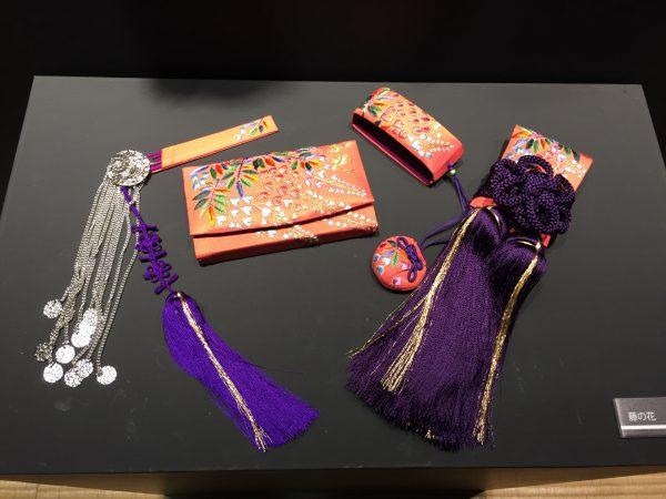 日本刺繡包包毛巾