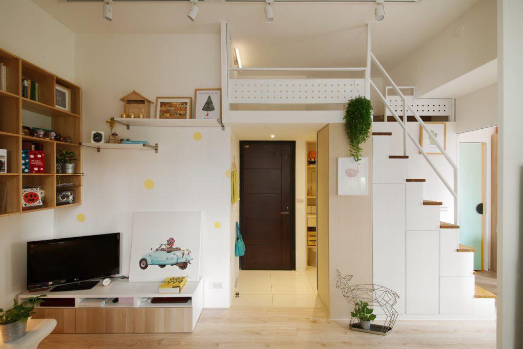 公寓室內樓中樓