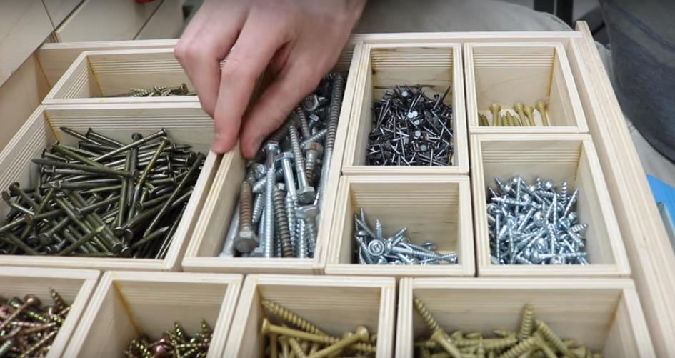 DIY 木工抽屜收納盒 教學