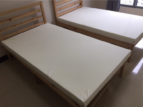 雙人床架拍賣