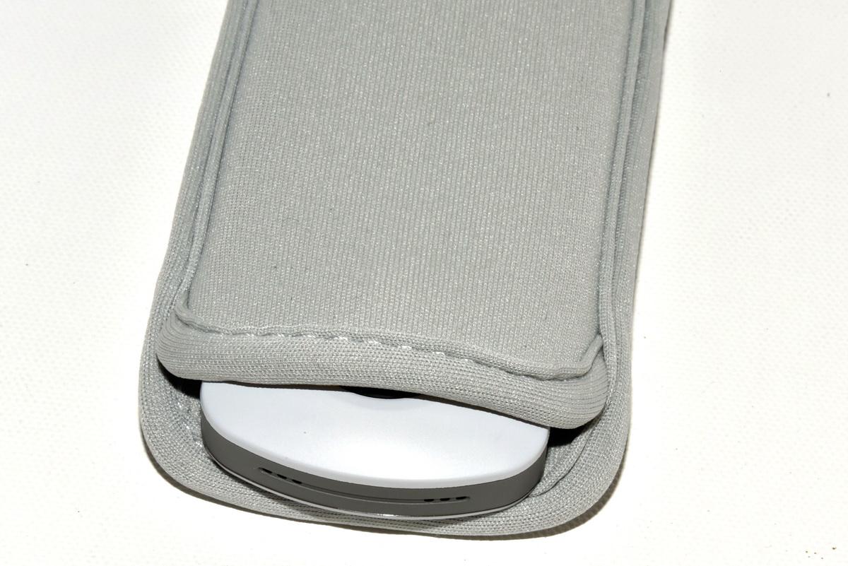 360相機保護套灰色