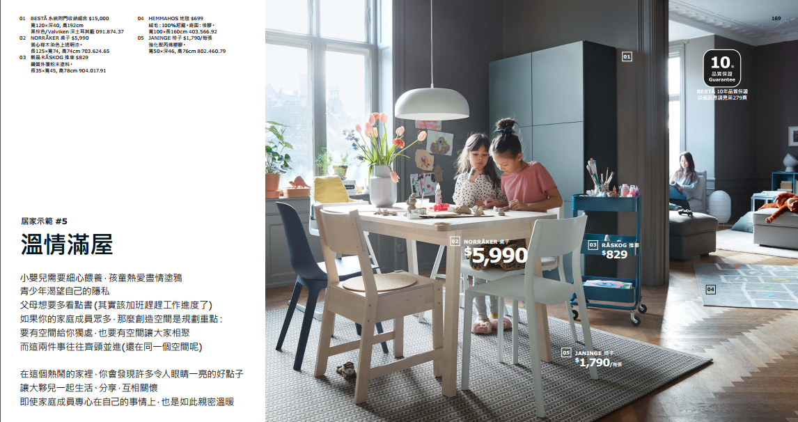 IKEA 2019 型錄 #5