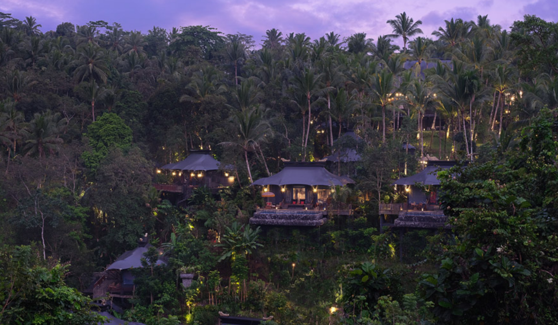 巴里島峇里島露營度假