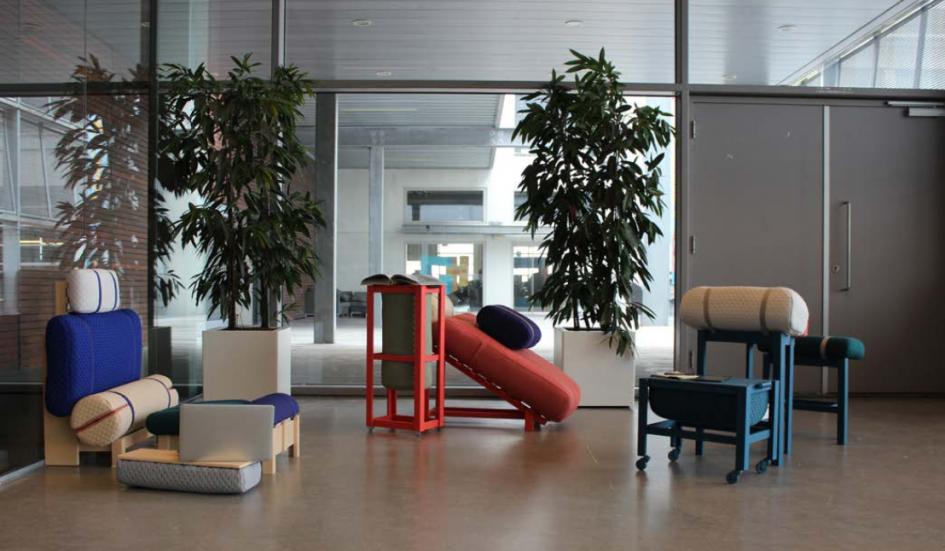 Grafeiophobia全系列辦公室家具桌椅
