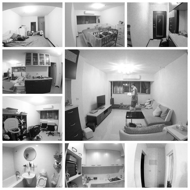 台北40年老公寓裝修前照片