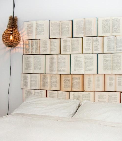 舊書回收書香床頭床