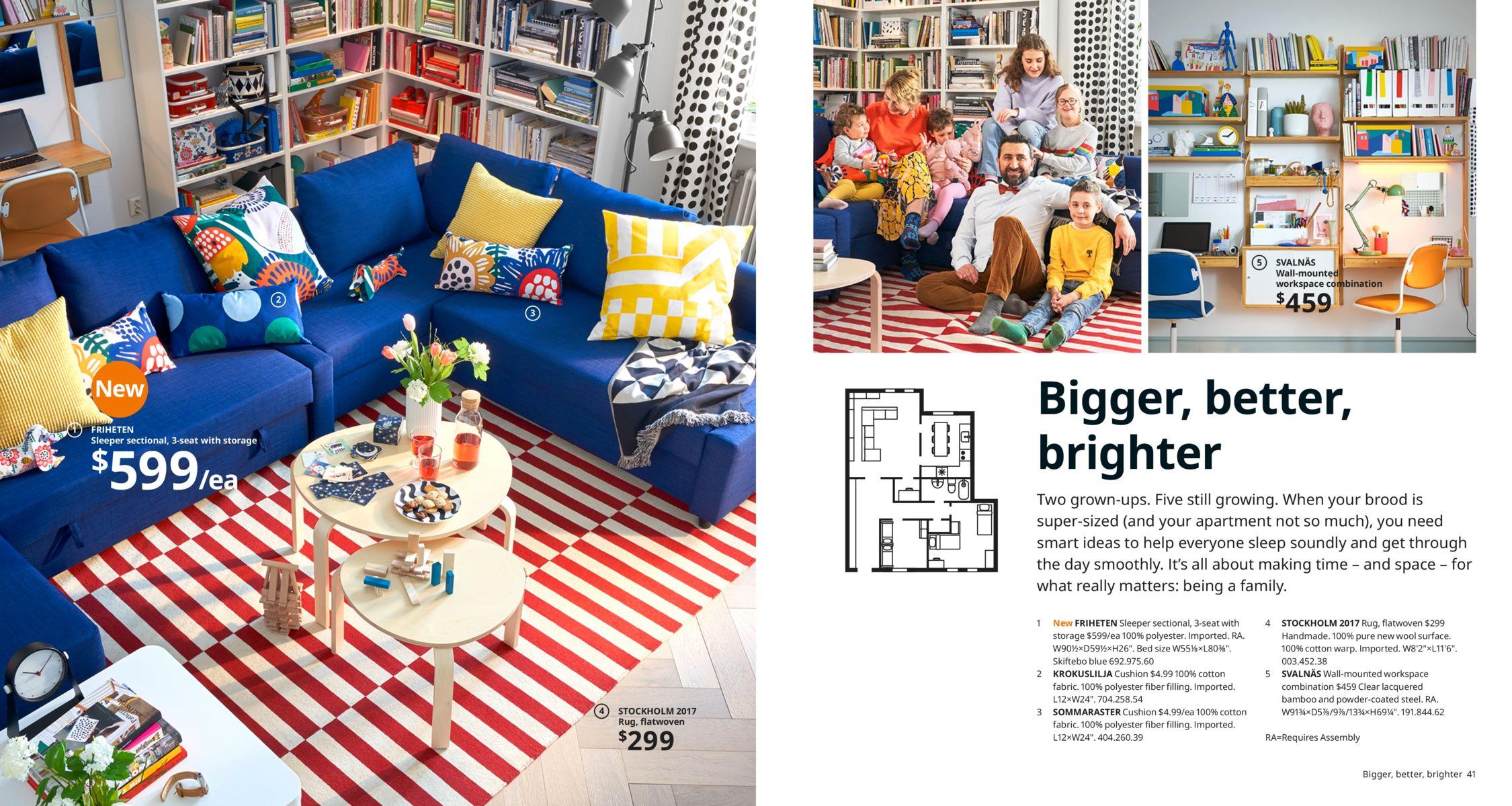 IKEA 2020 catalog home4
