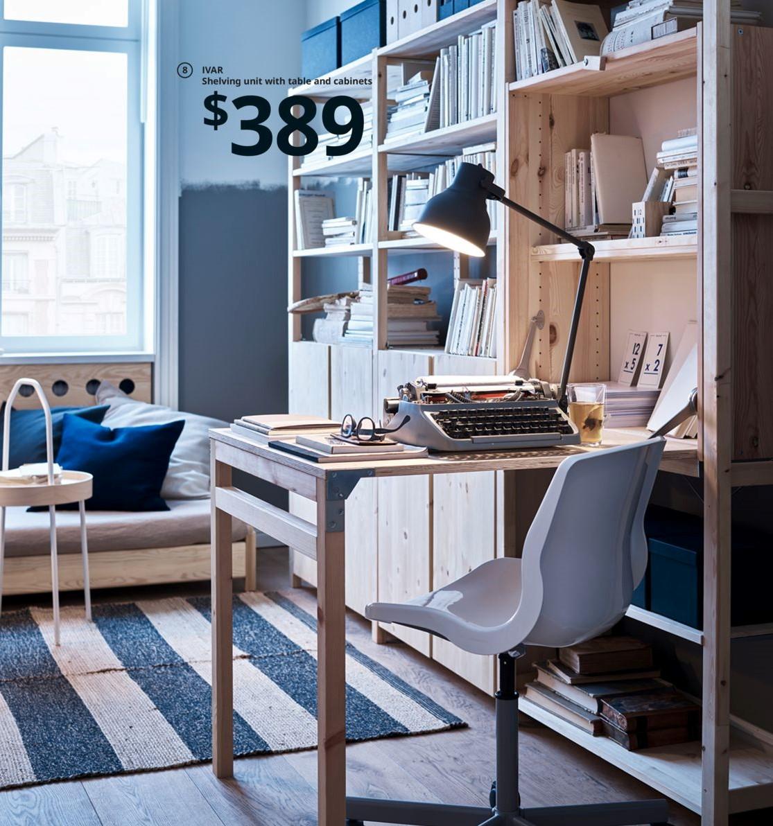 Home Office Ikea 2020