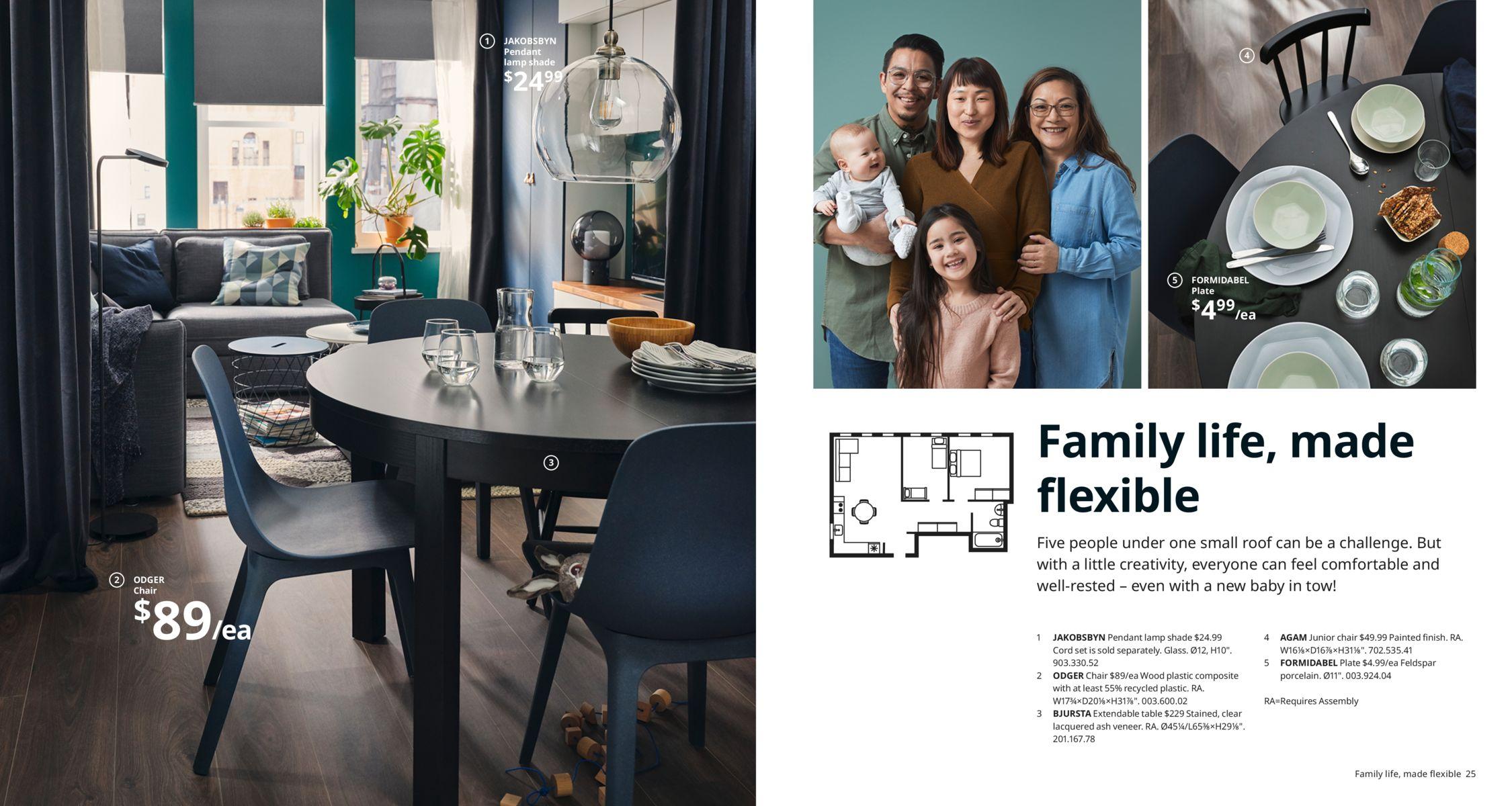 IKEA 2020 catalog home6