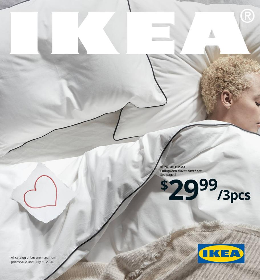 2020 年 IKEA 產品型錄
