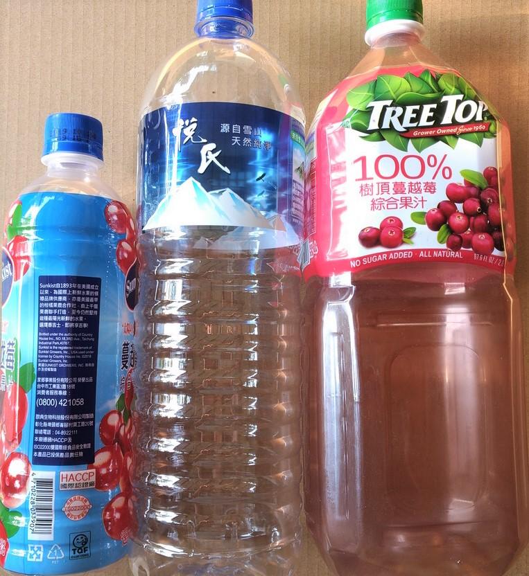 回收喝完的寶特瓶做DIY花盆自動補水