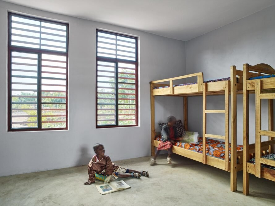 interior of rooms for children