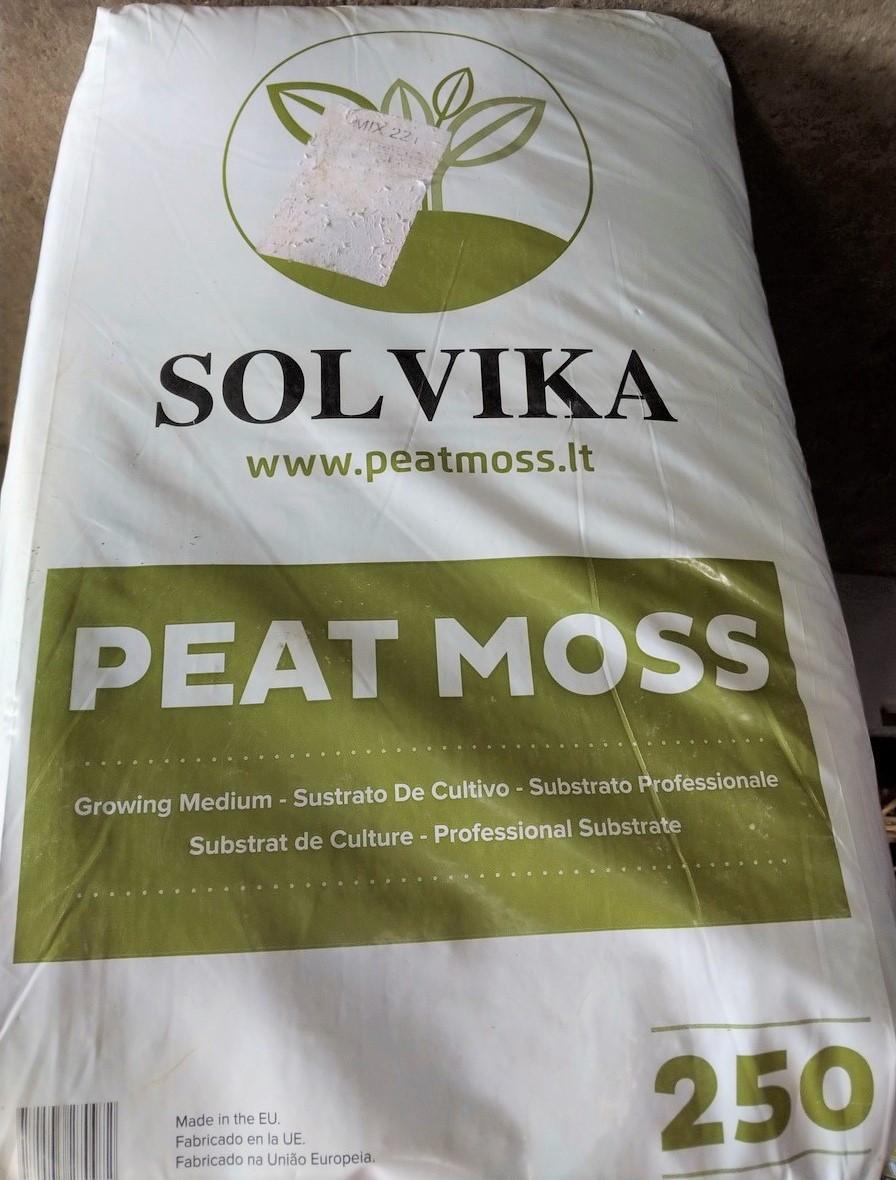 大包裝歐洲進口泥炭土peatmoss