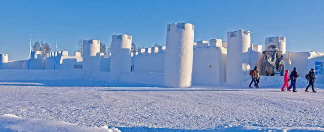 SnowCastle of Kemi photo found on civitatis