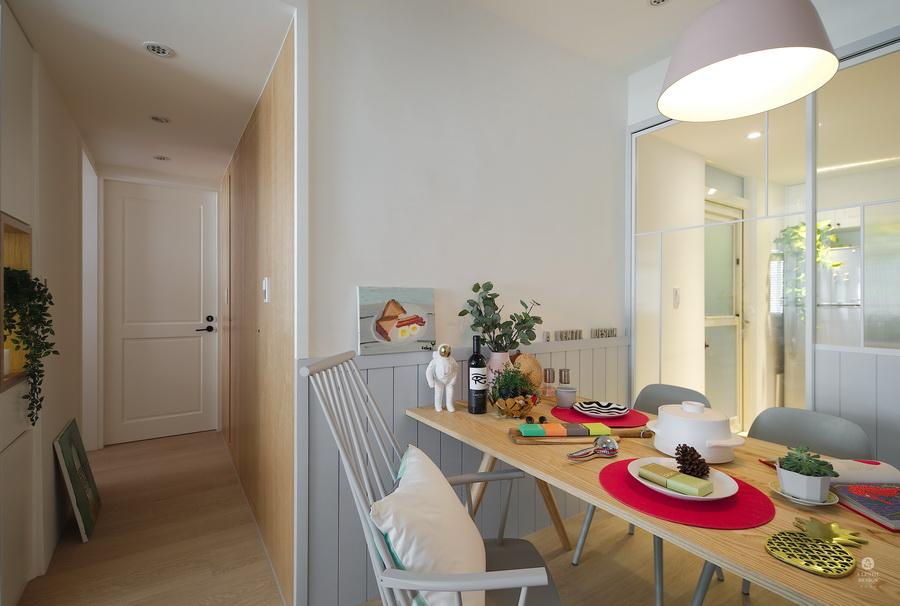 現代鄉村風用餐區dinningdinning室內設計