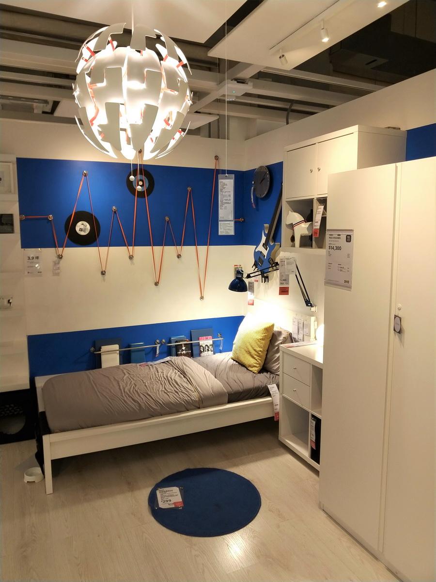 簡單兒童房