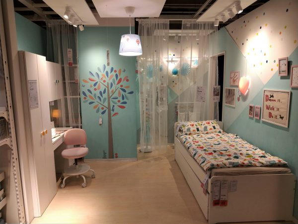 溫馨兒童房